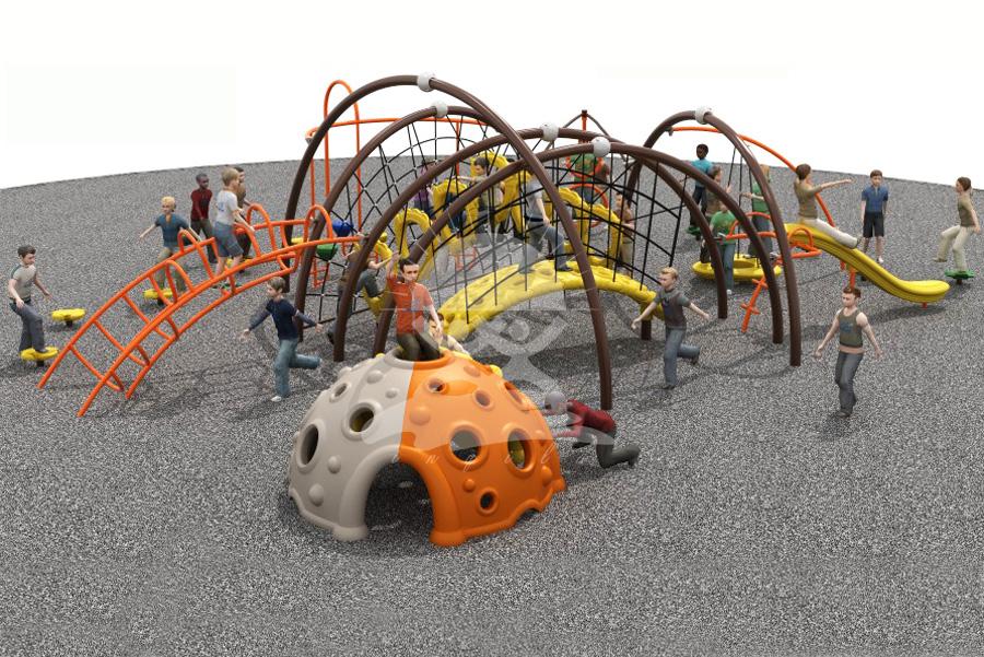 英奇利青少年兒童大型戶外體能拓展訓練設備器材組合兒童戶外游樂設施廠家直銷YQL-D13401.jpg
