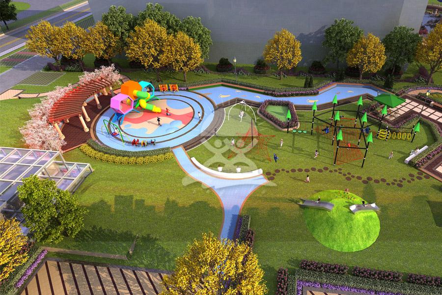 英奇利非標定制定做戶外兒童游樂設備現代主題游樂設施YQL-07107現代主題方案.jpg